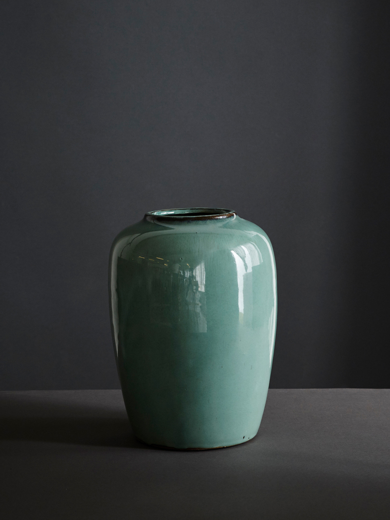 Vase CPH Curve Light Green