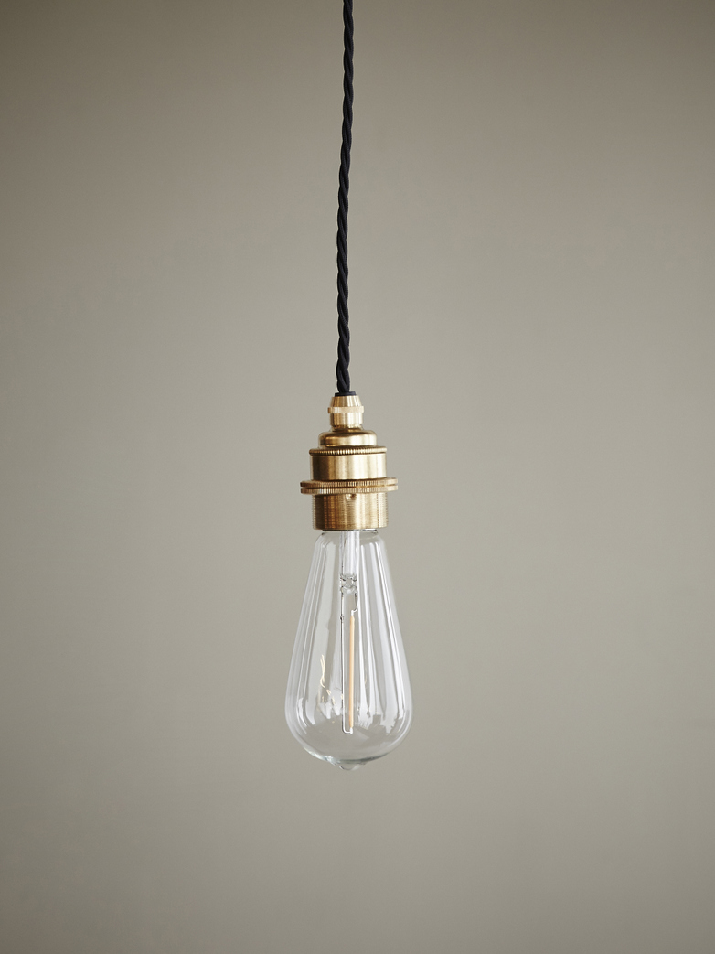 Atelier Lights Drop LED Clear - Bulb