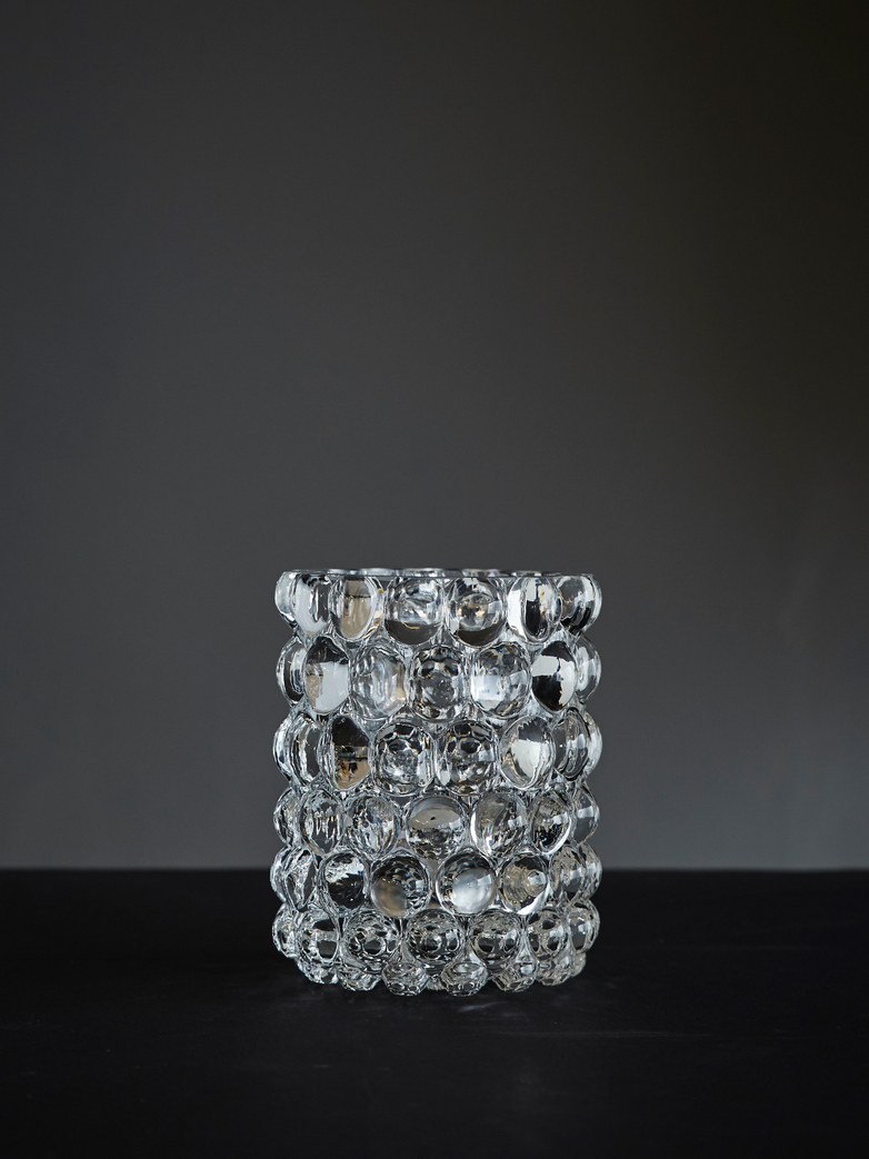Hurricane Lamp Boule Clear