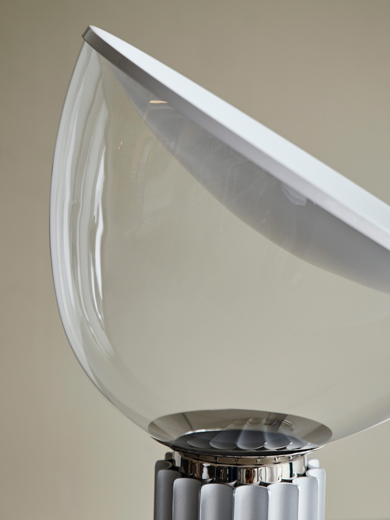 Silver Glass - Large