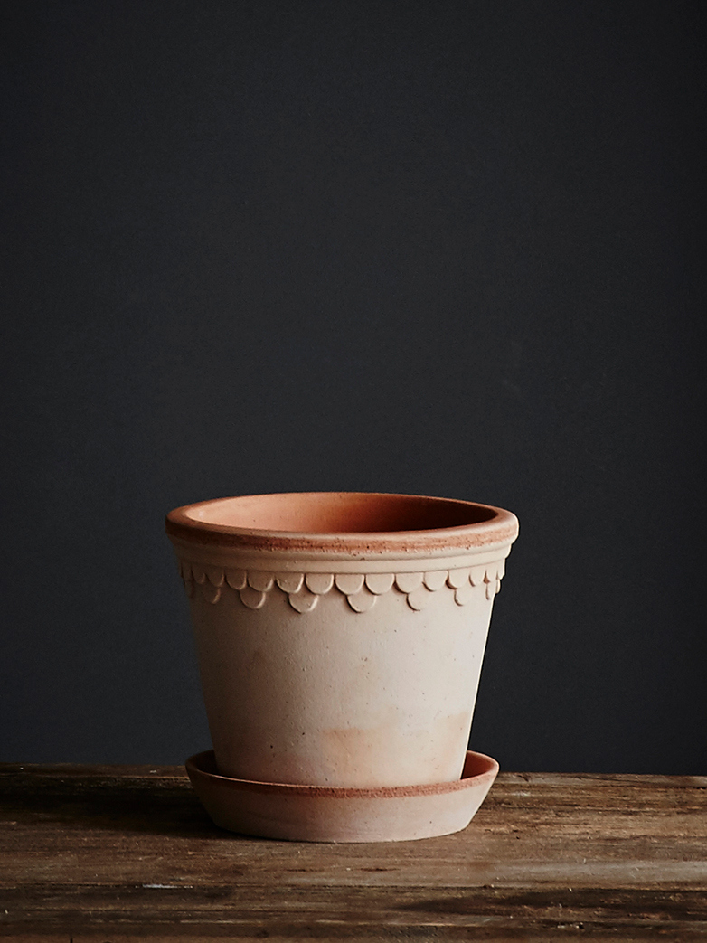 Copenhagen Pot Terracotta