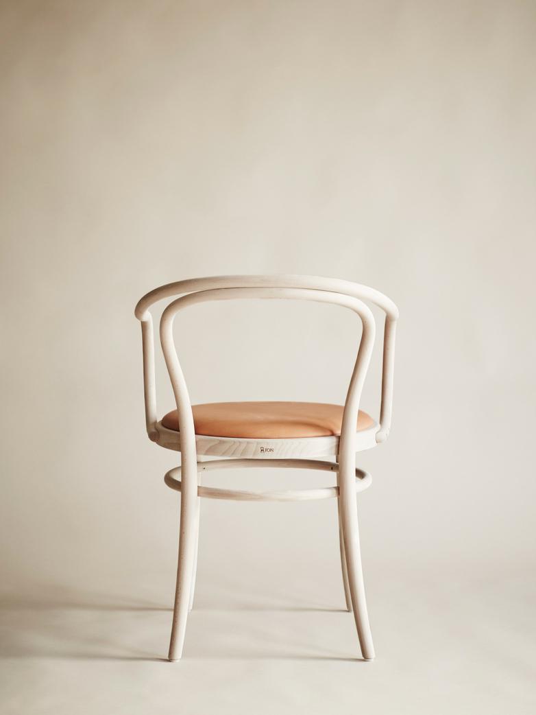 Artilleriet Exclusive – Chair No 30 – Raw – Tärnsjö Leather