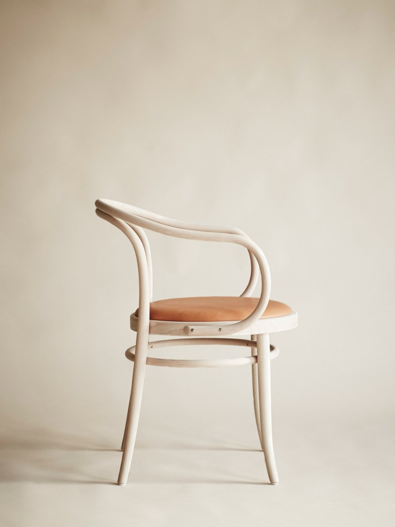 Artilleriet Exclusive – Chair No 30 – Raw – Tärnsjö Leather