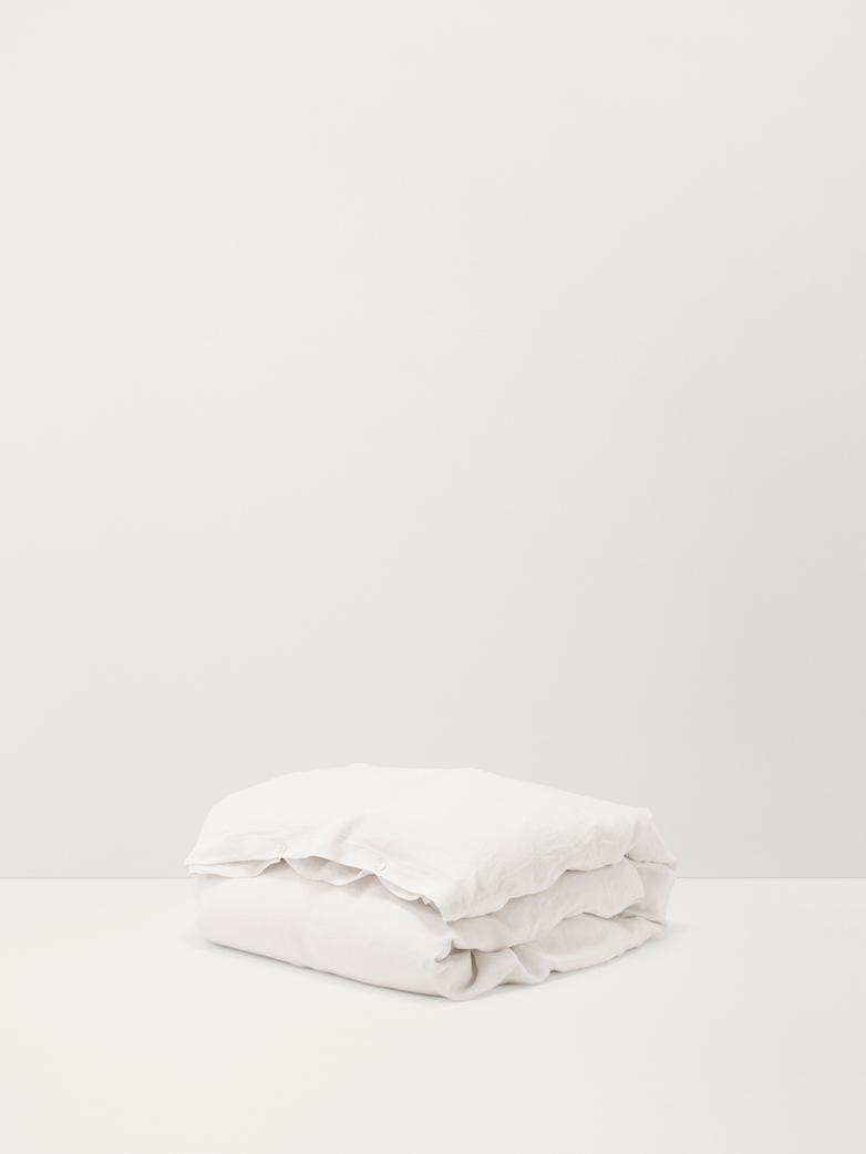 Duvet Cover - Creme White - 150x200