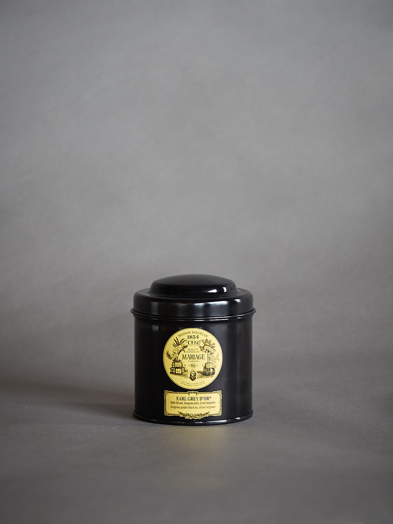 Earl Grey D'Or Boite 100gr