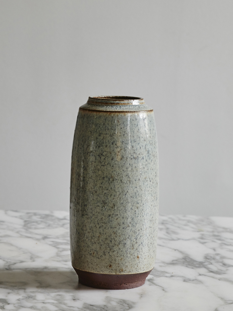 Timbre Vase Large Lakegreen Tall