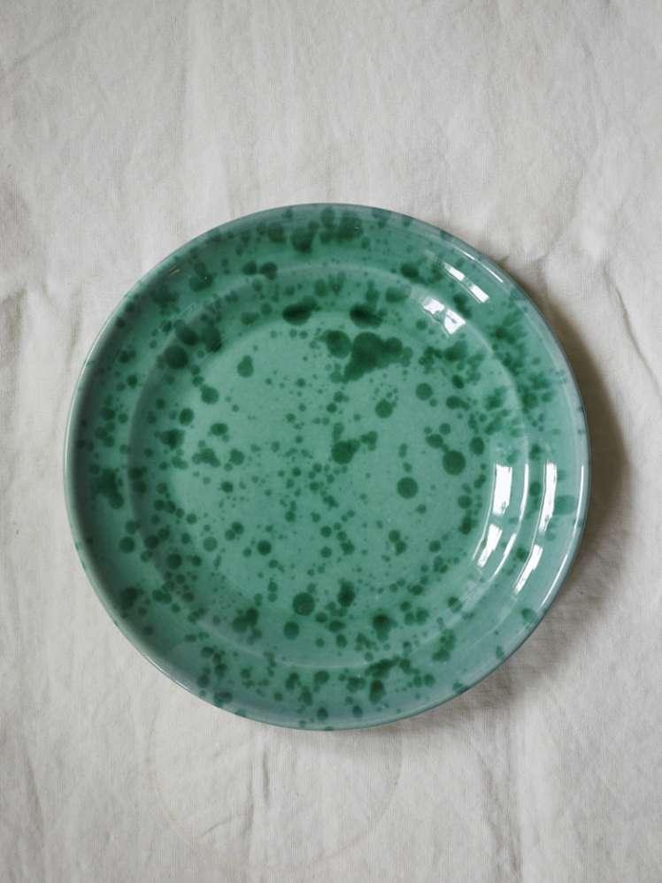 Spruzzi Vivente - Dinner Plate 28 cm - Green