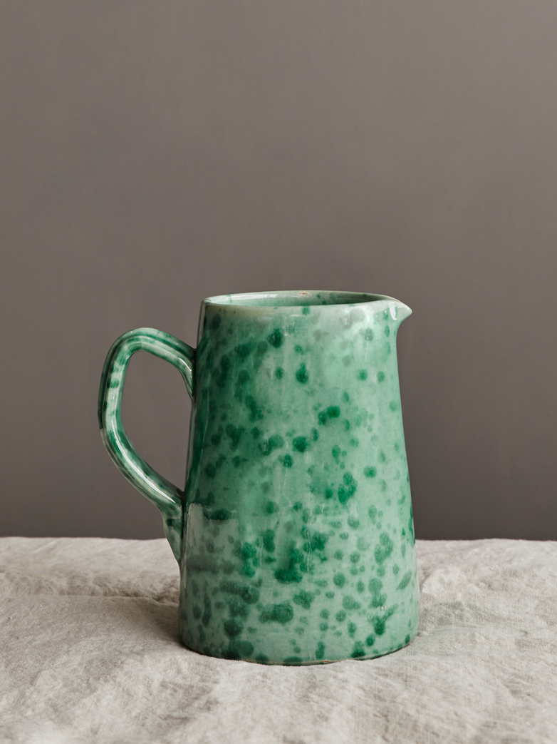 Spruzzi Vivente - Pitcher Green/Green