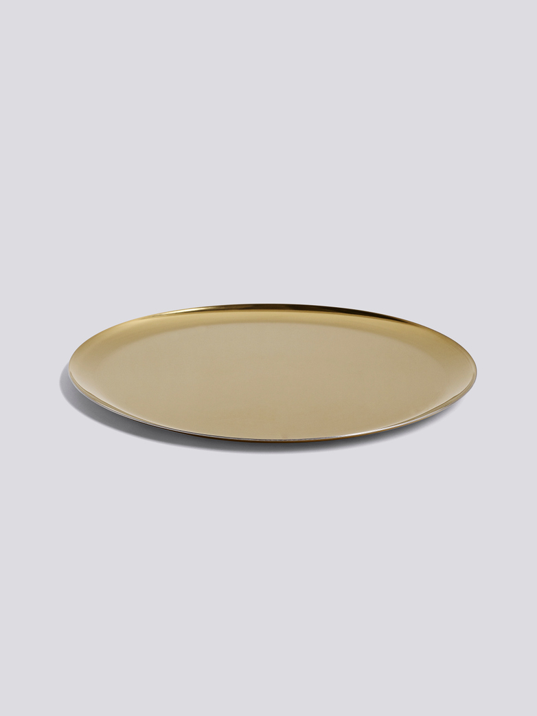 Serving Tray Golden