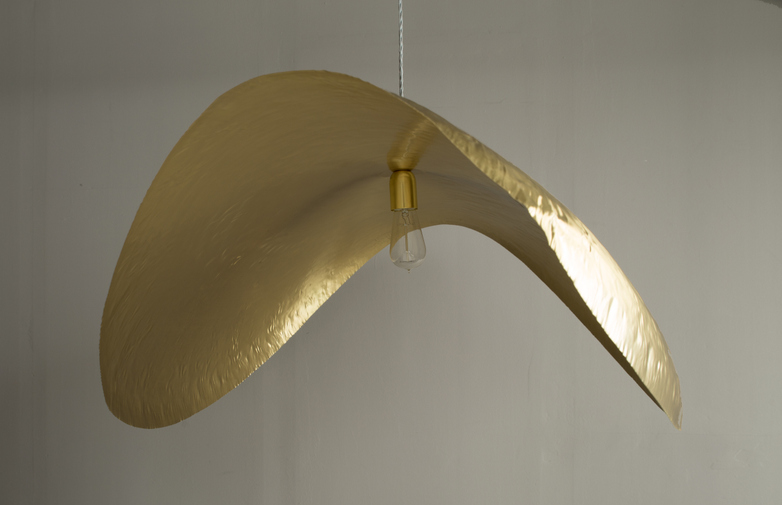 Brass Pendant 96