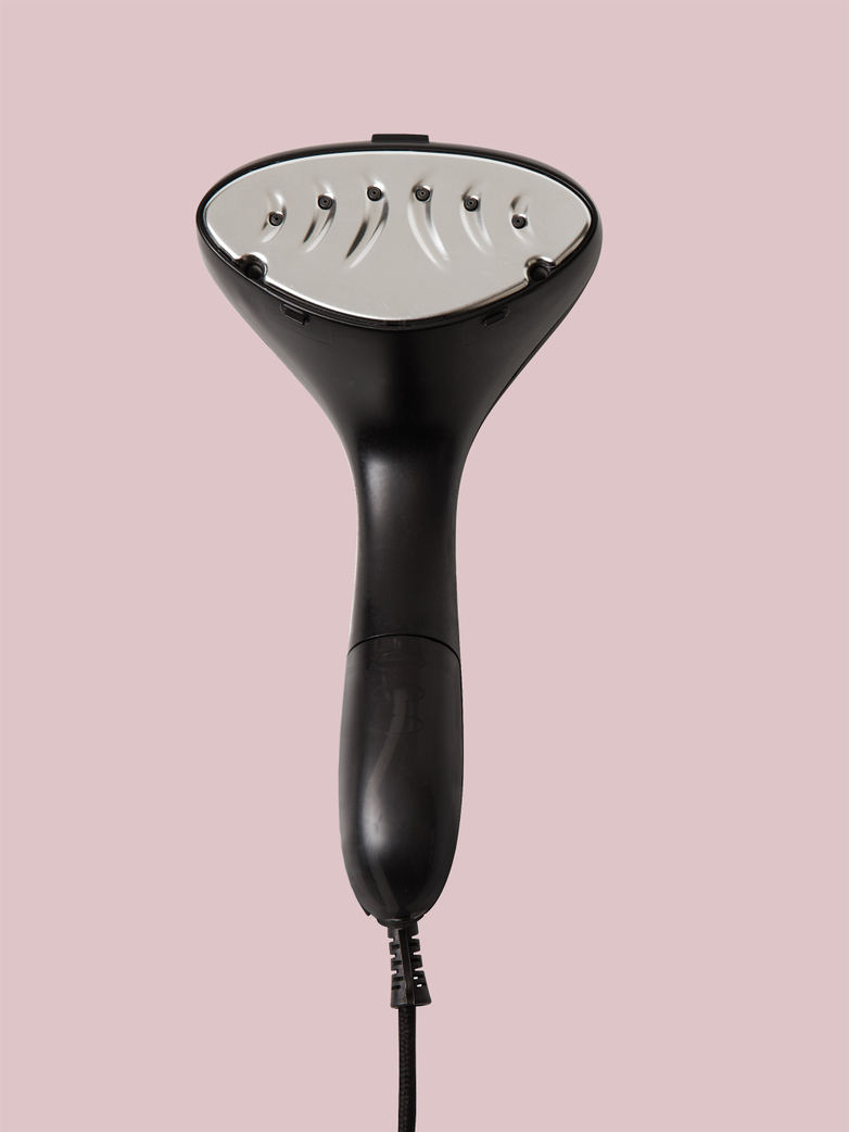 Hand Steamer Black