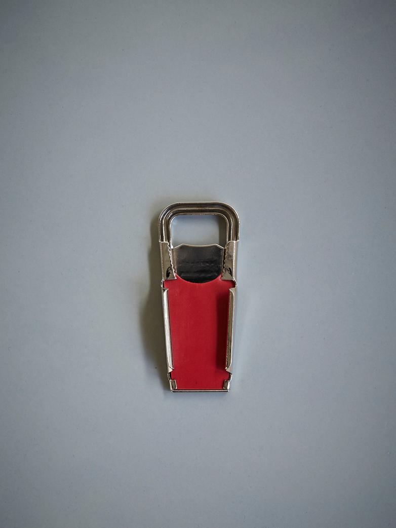 German Bottle Opener Red