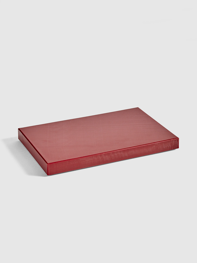 Chopping Board Rectangular M - Bordeaux