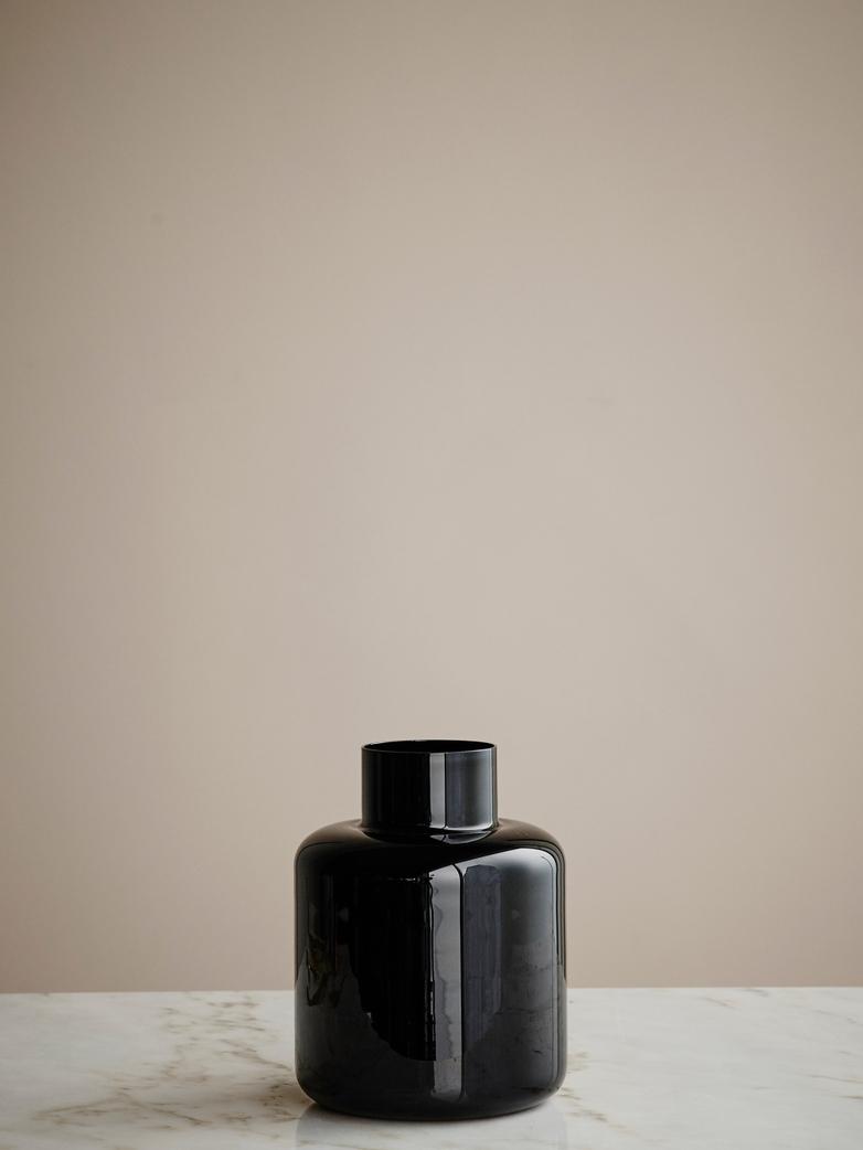 Ponny Vase - Black