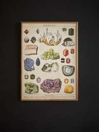 Poster Minerals