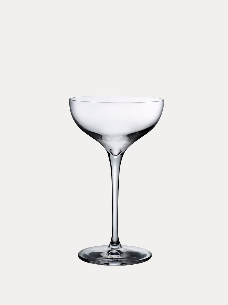 Blanc Champagne Coupe (set of 2)