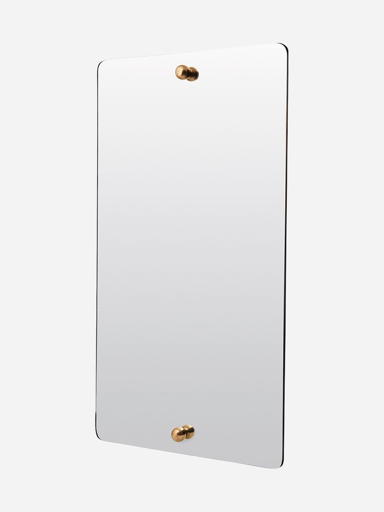 Frameless Mirror Small