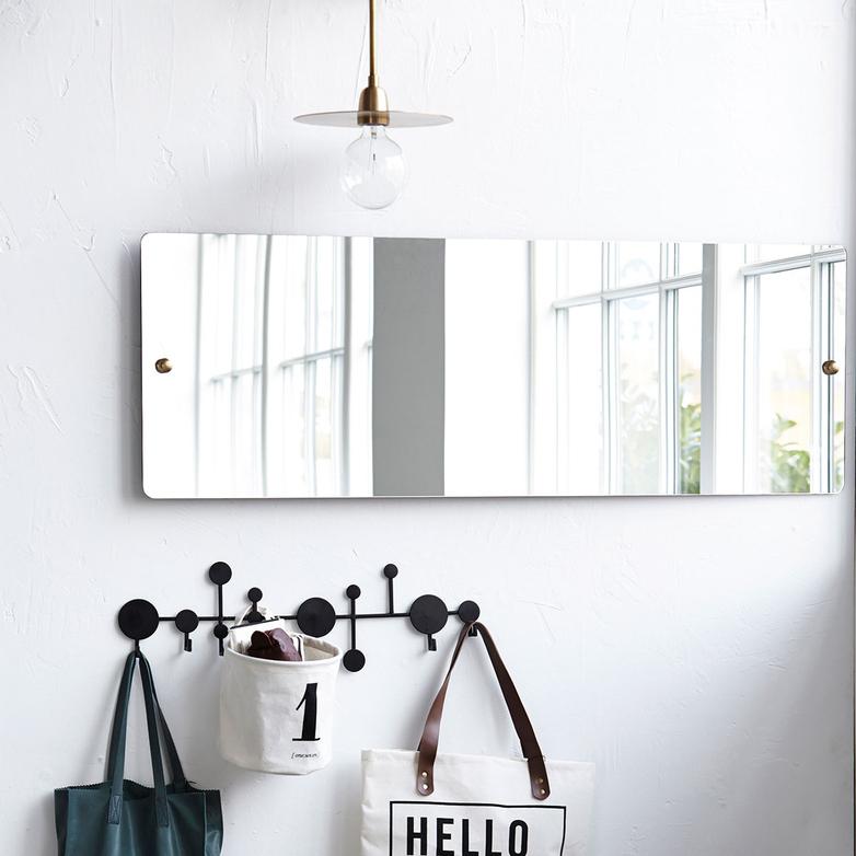 Frameless Mirror Large