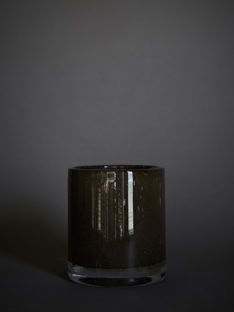 Belle Candle Holder – Dark London – Medium
