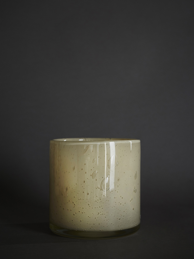 Belle Candle Holder – Nude – Large