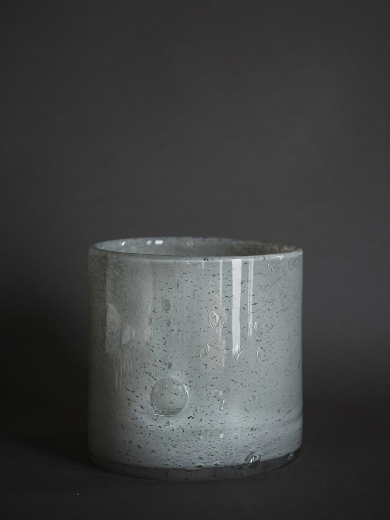 Belle Candle Holder – Mercury – XL