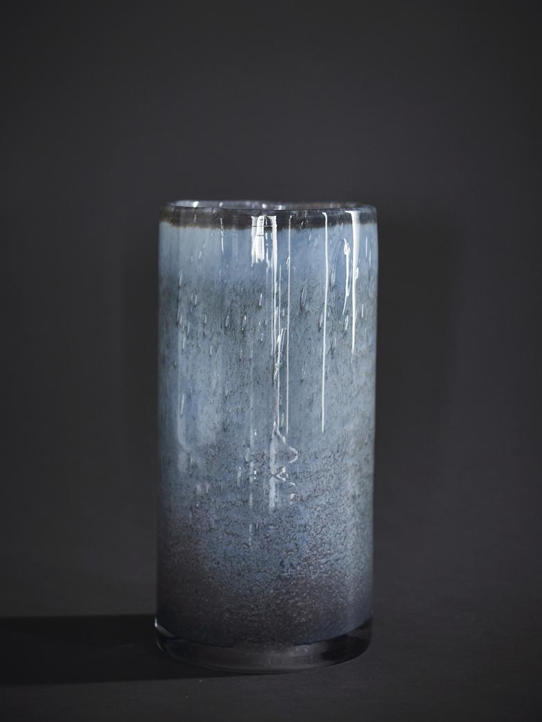 Belle Vase – Lanai Blue