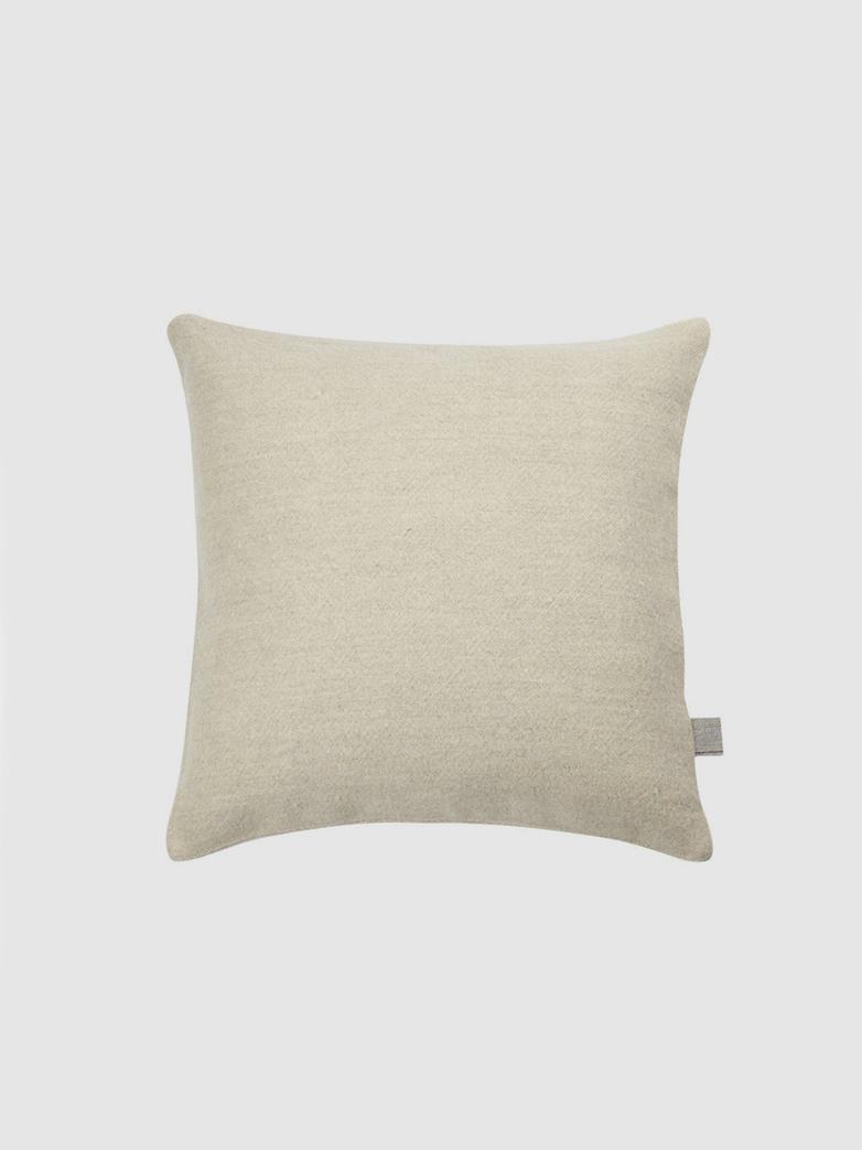 Shetland Pillow - Bone