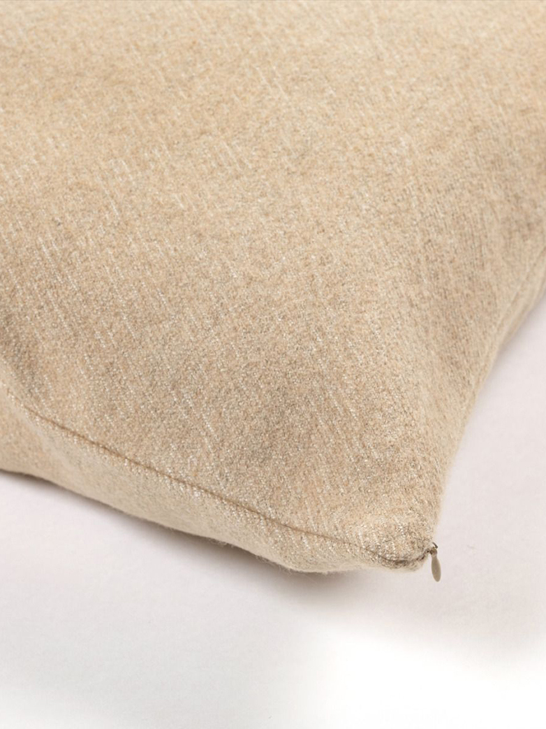 Shetland Pillow - Camel