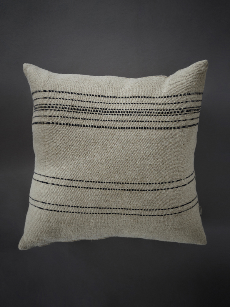 The Moroccan Striped Pillow