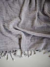 Hamam & Beach Towel Rail - Dark Grey