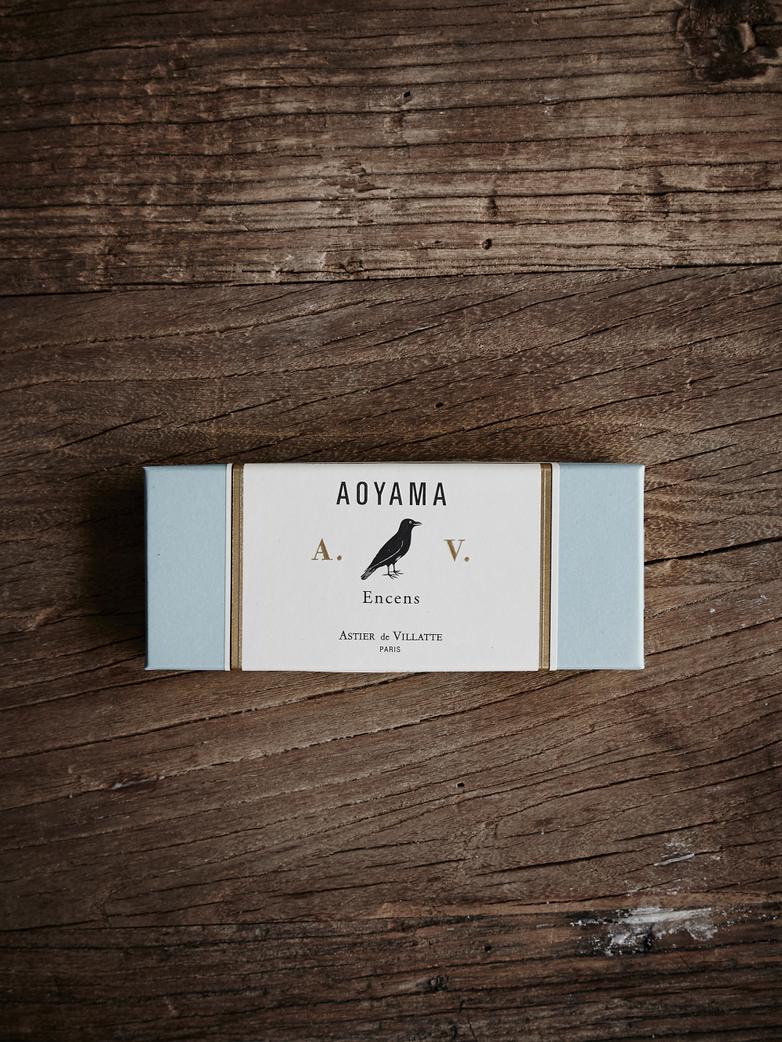 Incense Box Aoyama