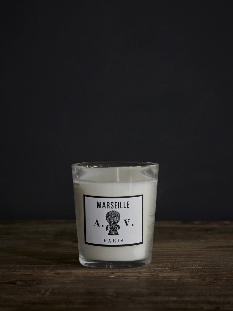 Marseille Scented Candle