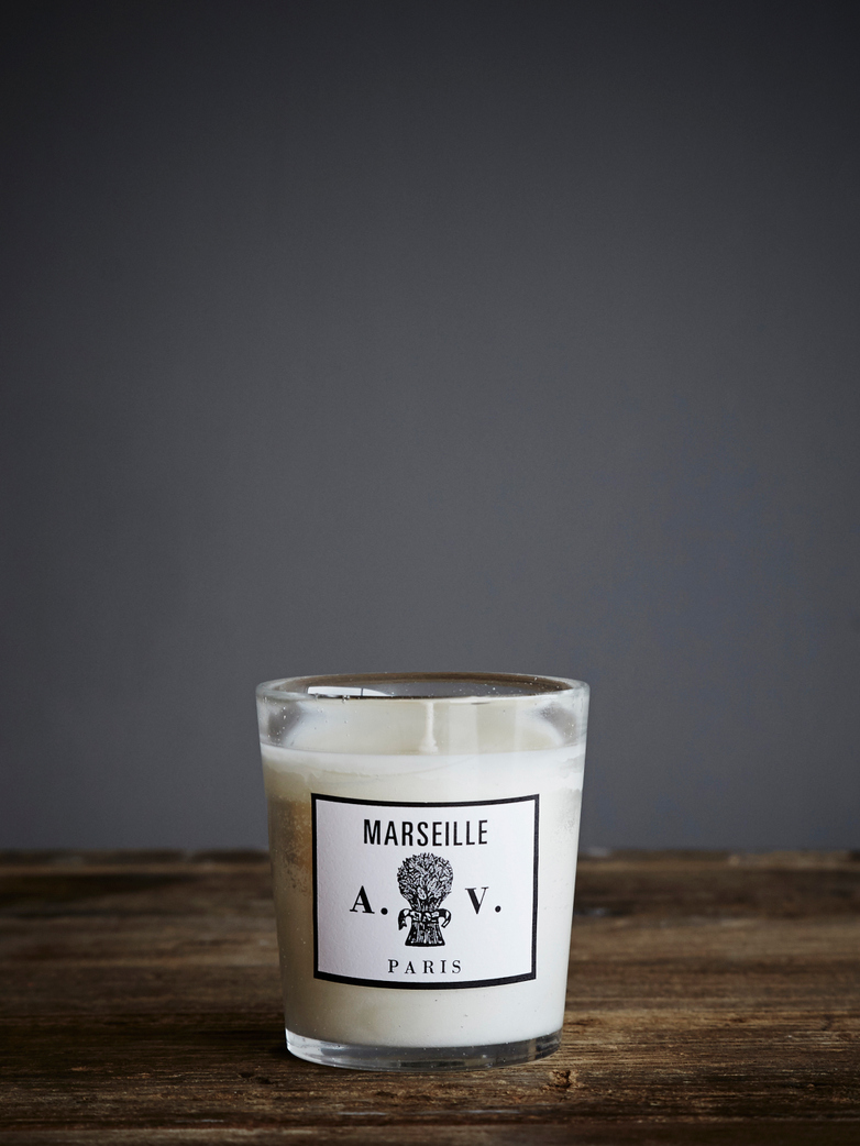 Scented Candle Marseille