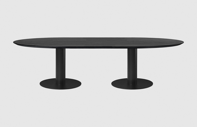 2.0 Dining Table Eliptical