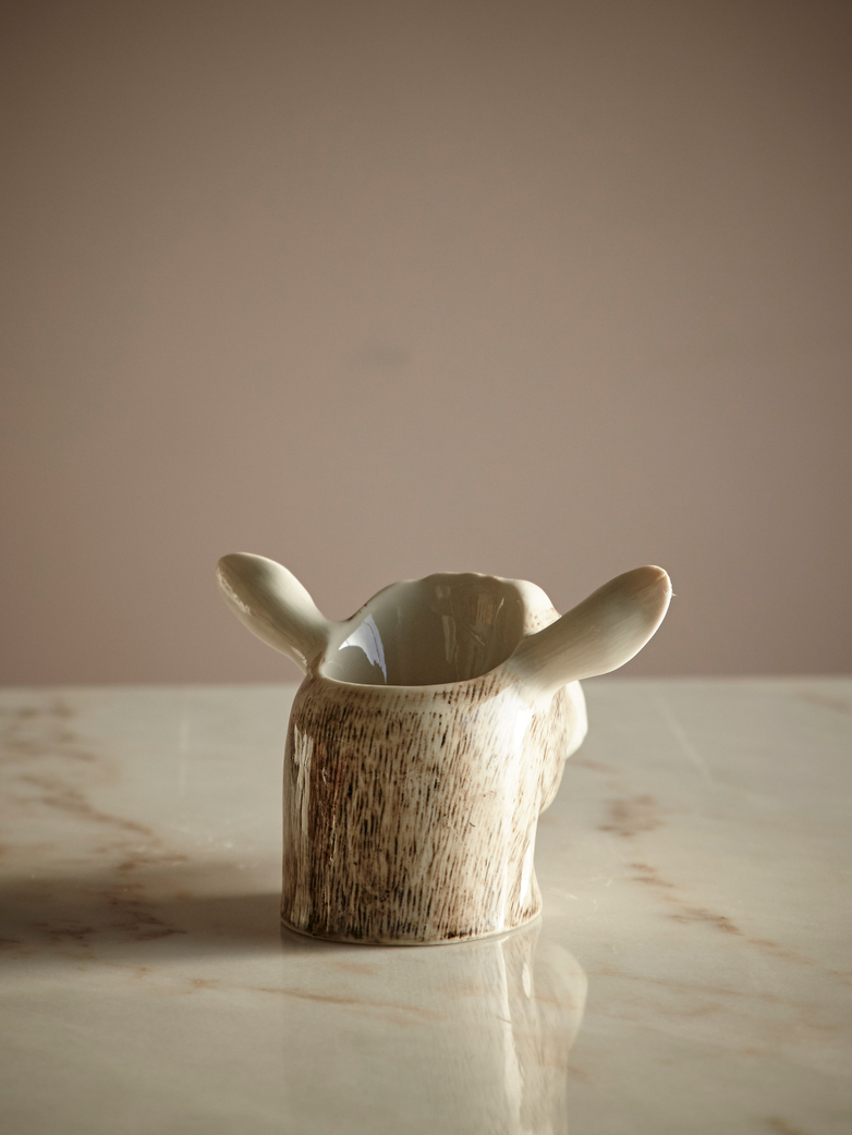 Goat Face Egg Cup