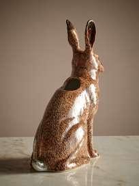 Hare Flower Vase