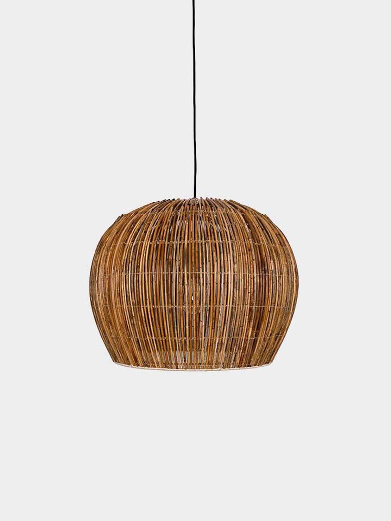 Rattan Bell Small