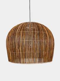 Rattan Bell Large