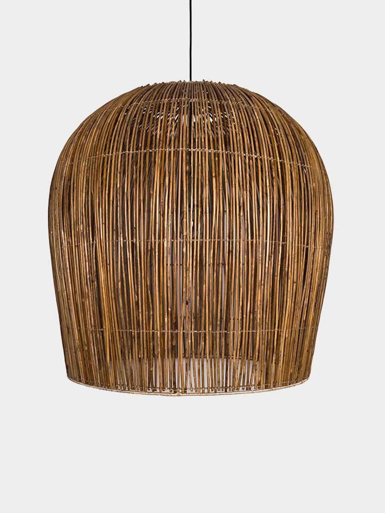 Rattan Bulb Large