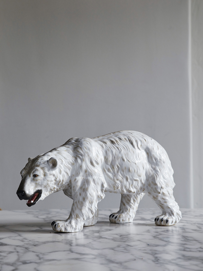 Polar Bear Porcelain