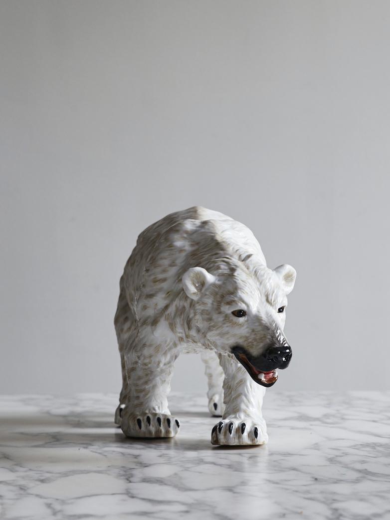 Polar Bear Porcelain