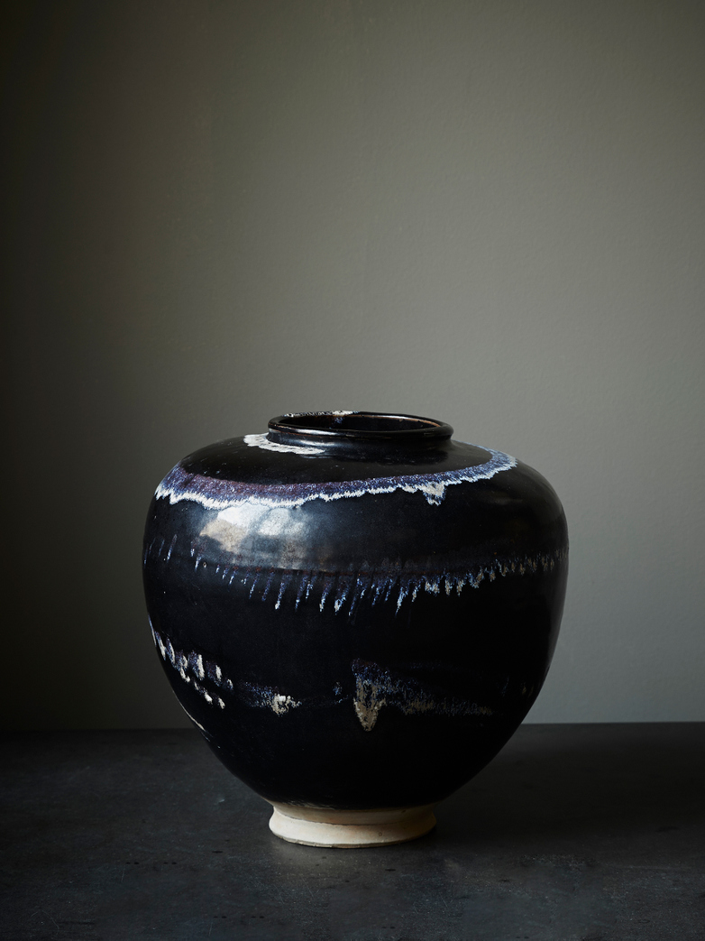 Jiangxi Rice Container Vase