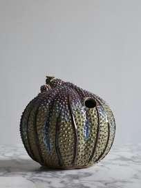 Cactus Vase Green