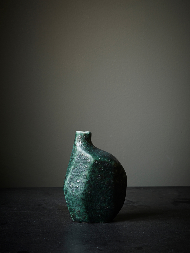 Asymmetry Reactive Vase Low