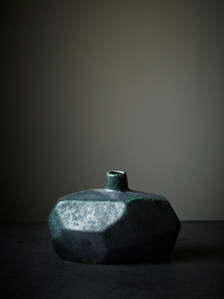 Asymmetry Reactive Vase Wide