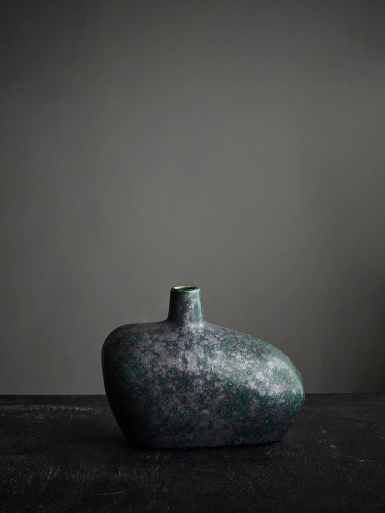 Asymmetry Reactive Vase Round
