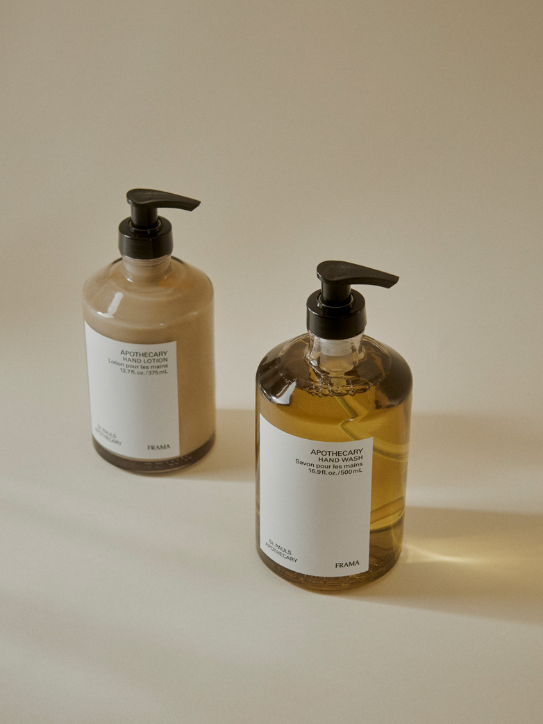 Apothecary Hand Lotion 500ml