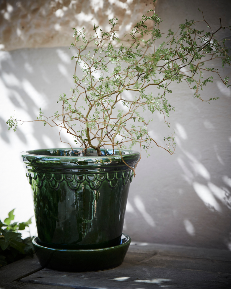 Copenhagen Pot Emerald Green - 16 cm