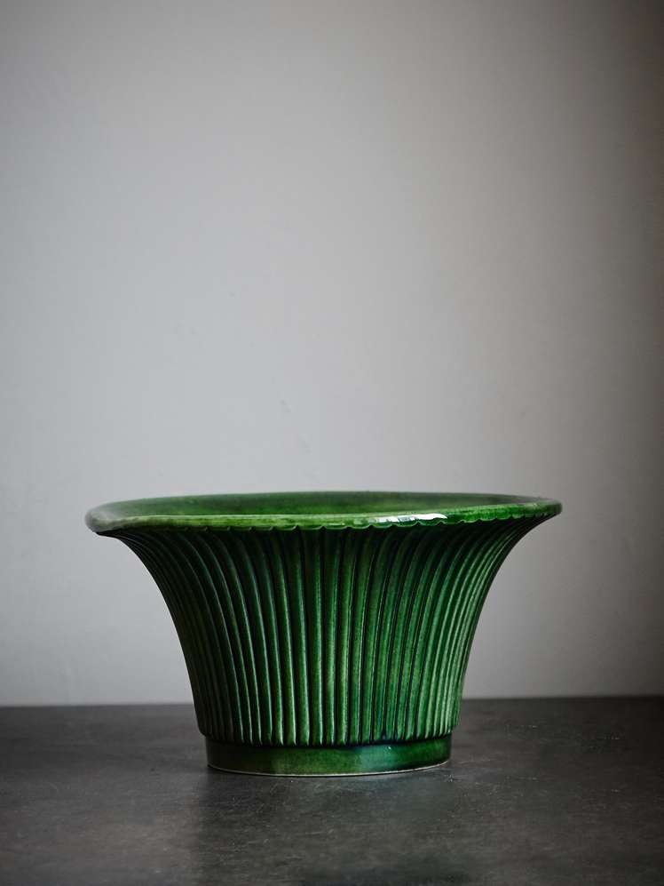 Daisy Pot Emerald Green - 25 cm