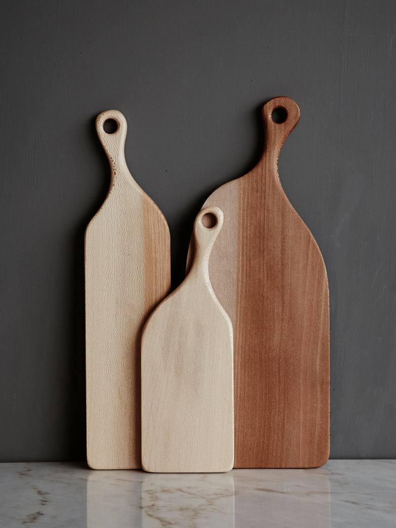 London Plane Serving Board - Size 5